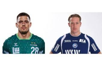 Rückraumspieler Srdjan Predragovic und den Kreisläufer Jonas Dell sollen beim RTV unterschreiben.