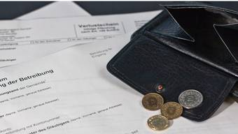 Anja Furrer erhielt bei der Schuldenberatung AG/SO Unterstützung (Symbolbild).