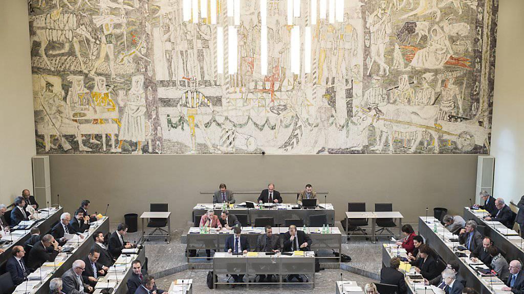 Majorzprinzip bei Bündner Grossratswahl teilweise verfassungswidrig