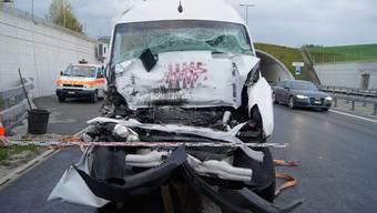 Unfall auf der A4 bei Mettmenstetten