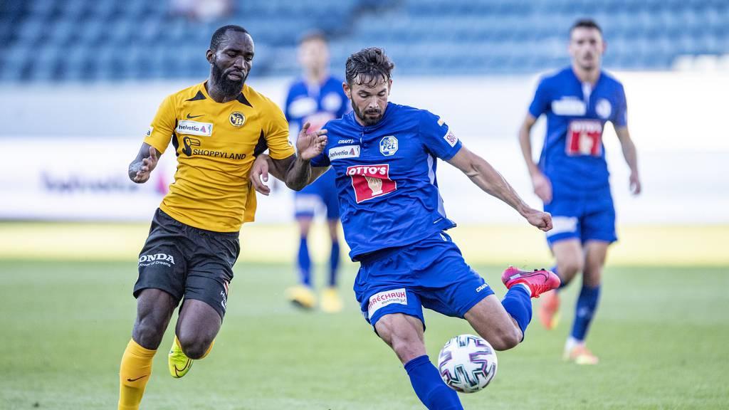 Trotz starkem Auftritt: Luzern verliert gegen YB