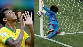 Brasilien-Mexiko: Die Bilder des Spiels