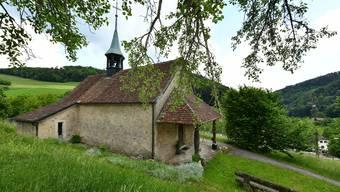 Die Kapelle ist ein historischer Ort.
