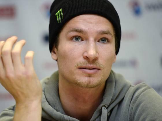 Der amtierende Snowboard-Olympiasieger Iouri Podladtchikov muss für Pyeongchang forfait geben.