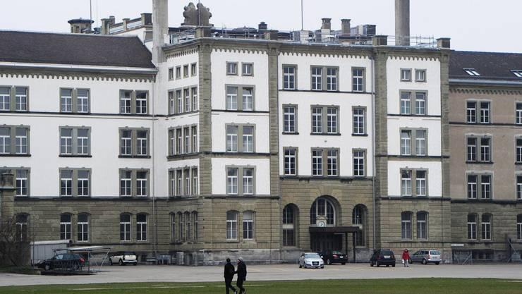Kasernenareal in Zürich