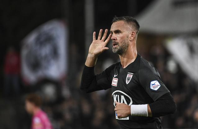 Stefan Maierhofer (37) - mit zwei Toren Matchwinner gegen Schaffhausen