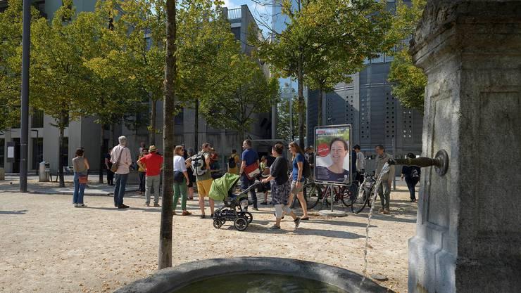 Stadtlabor Stadtspaziergang: Theaterplatz