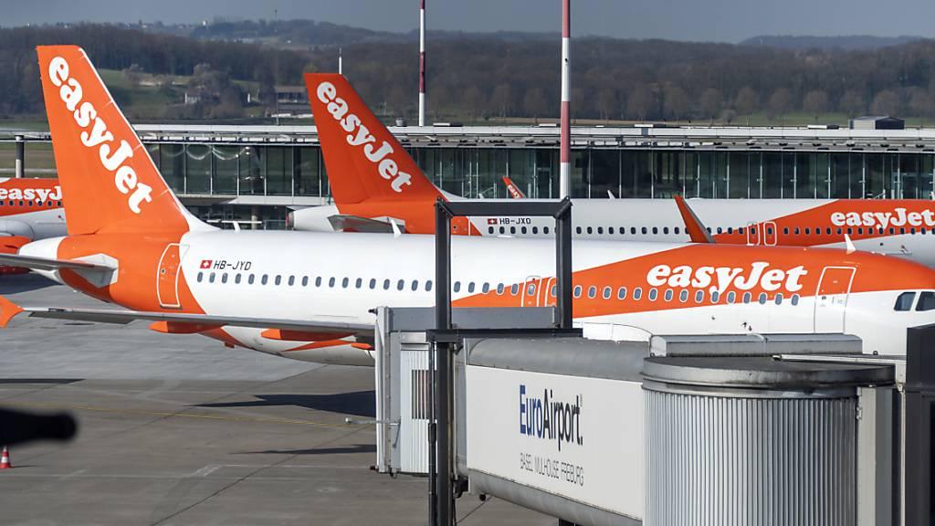 Easyjet sieht sich für monatelangen Flugstopp gerüstet
