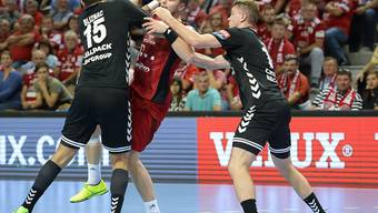 Kadetten Schaffhausen bekam das ungarische Topteam Veszprem nicht in den Griff