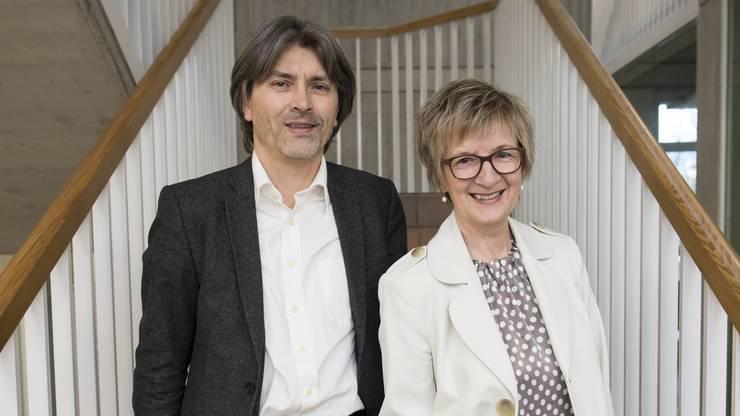 Der Sozialdemokrat hat nach dem Rückzug von Manuela Stiefel (FDP) im ersten Wahlgang beste Chancen Stadtpräsident zu werden. Nun will Stiefel die Wahl doch noch annehmen, sollte sie irgendwie gewählt werden.