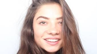 Die 20-jährige Nayla Joy aus Aesch ist die einzige Schweizerin bei der diesjährigen Staffel von Germany's next Topmodel.
