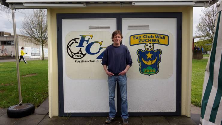 Ur-FCZler Daniel Weber hat auf der Widi eine zweite Heimat gefunden. Eine, die er nicht einfach so preisgeben will.