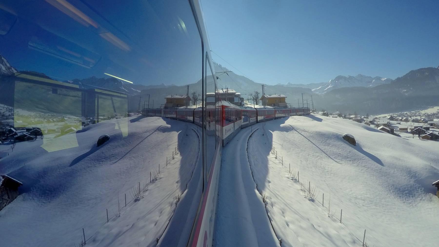 Rekordjahr für Zentralbahn