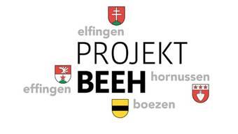 2018 prüfen die vier Gemeinden Bözen, Effingen, Elfingen und Hornussen (BEEH)eine Fusion.