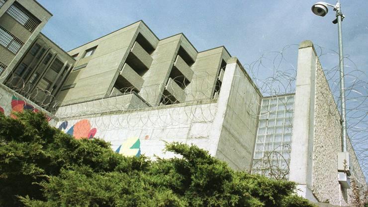 Die Haftanstalt in Gorgier (NE), in welcher der Serbe seine Haftstrafe wegen Vergewaltigung verbüsst hat.