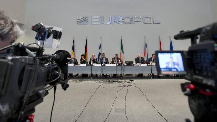 380 Spiele wurden laut Euorpol zwischen 2008 und 2011 manipuliert.