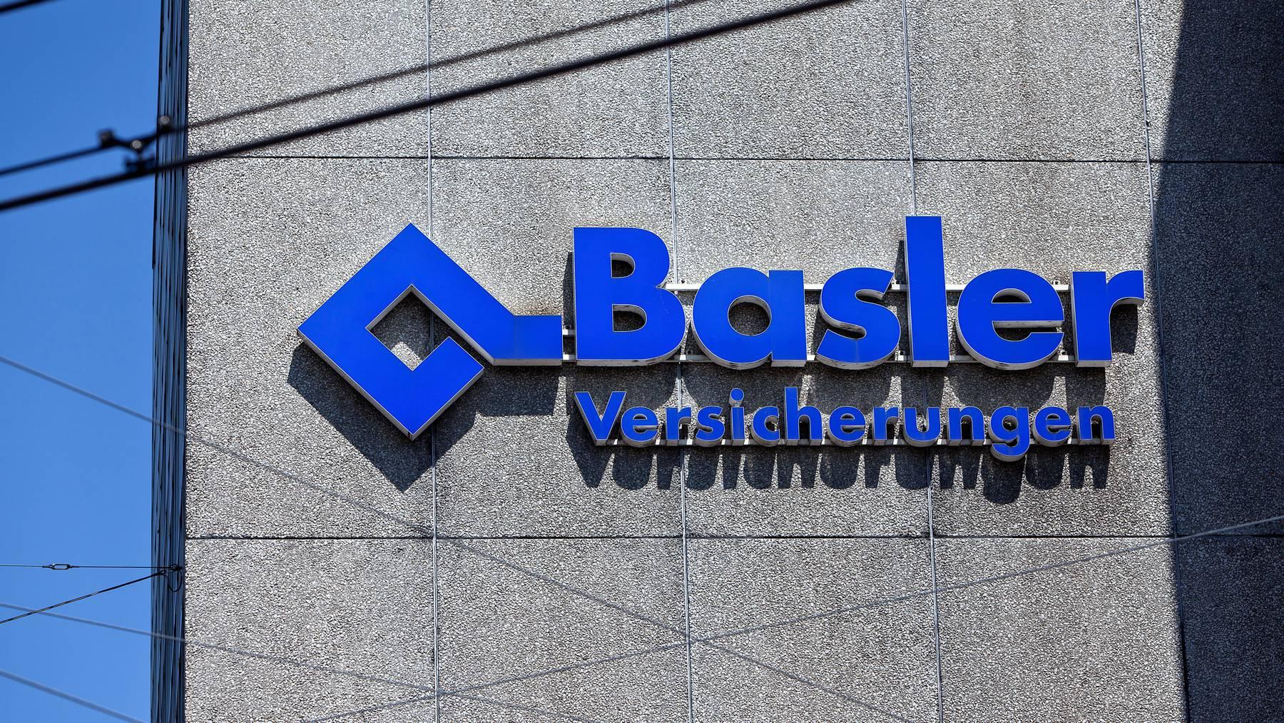 Die Basler Versicherung hat bei der beruflichen Vorsorge 2019 einen Rückgang des Ergebnisses um einen Fünftel verzeichnet. (Symbolbild)