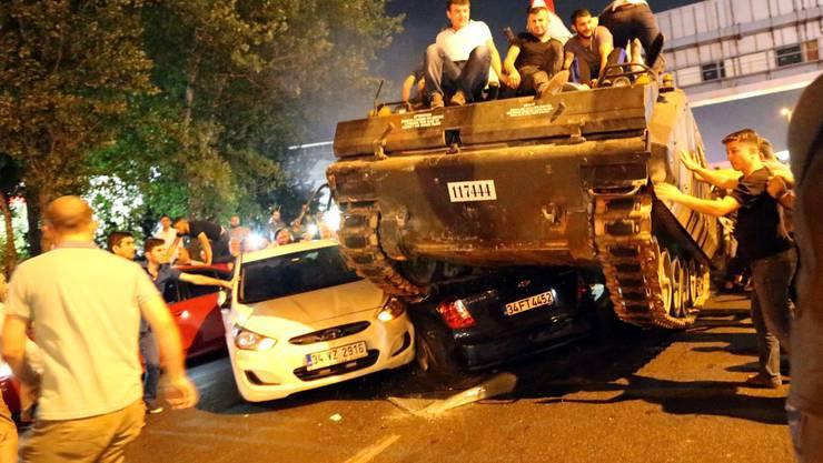Im Juli 2016 kam es in der Türkei zu einem Putschversuch.