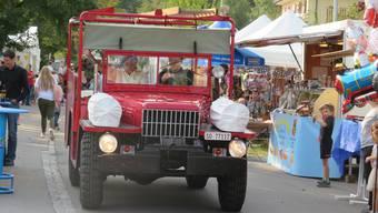 Kilbi und Kinderfest in Biberist
