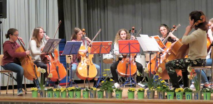 Cello-Ensemble