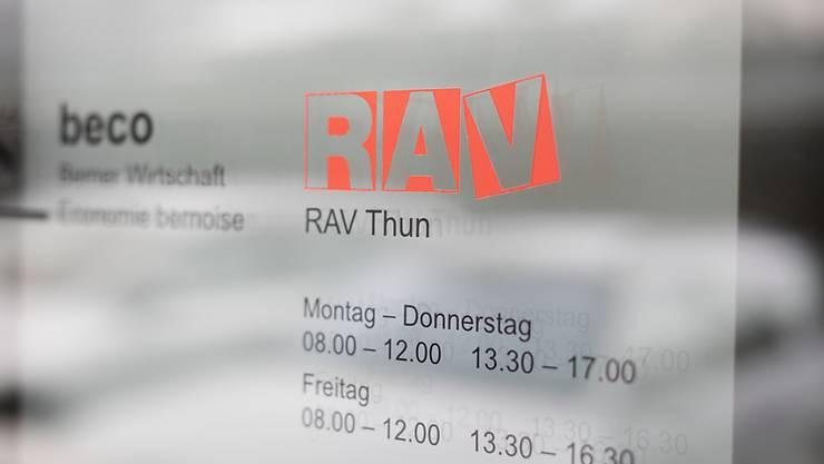 Die regionalen Arbeitsvermittlungszentren (Rav) erhalten von den Stellensuchenden zwar insgesamt gute Noten. Nachholbedarf gibts aber bei den verfügten Massnahmen. (Themenbild)
