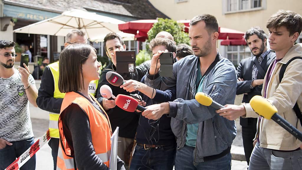 Beschwerde des Kettensäge-Angreifers von Schaffhausen abgelehnt