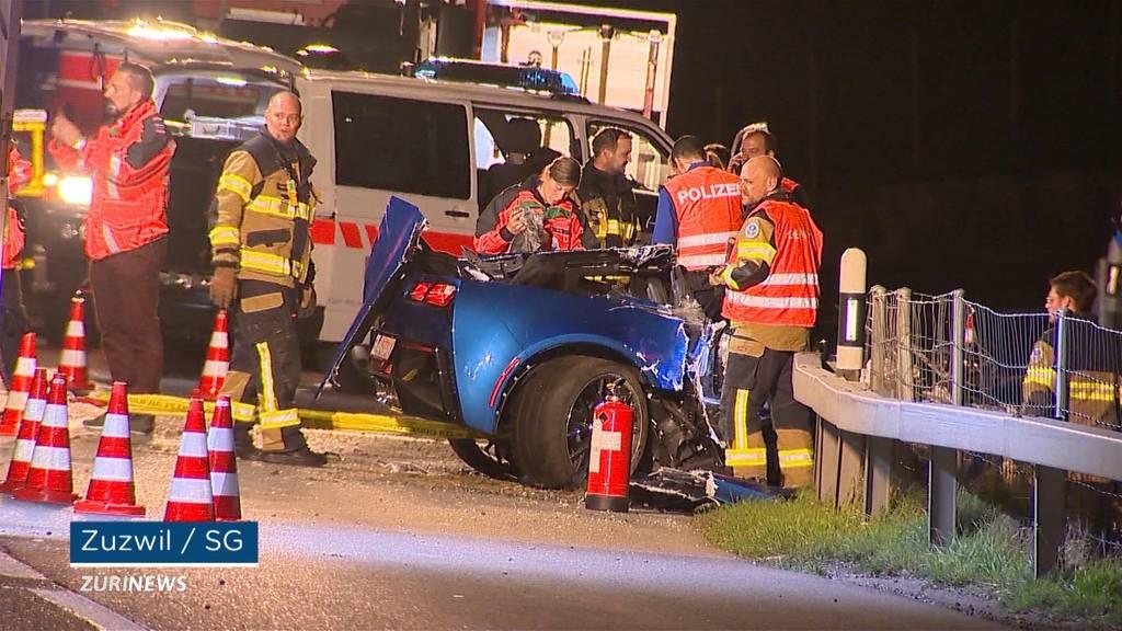Gleich zwei schlimme Verkehrsunfälle in der Region