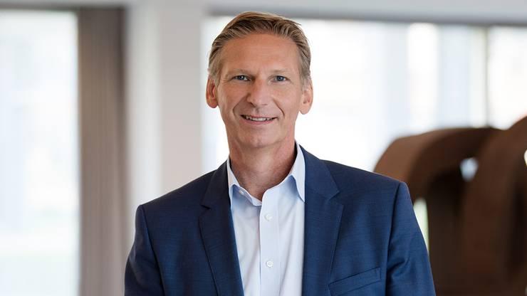 Jürg Erismann, Leiter Standort Kaiseraugst, Roche: «Wir haben in Kaiseraugst eine Milliarde investiert. 70 Prozent gingen an lokale KMU.»