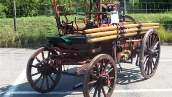 Jubiläumsfeier Feuerwehr Raurica