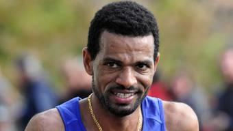 Tadesse Abraham verpasste seinen eigenen Schweizer Rekord beim Marathon von Dubai, blieb aber unter 2:10 Stunden