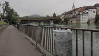Bleibt, wie er ist: Aus dem Ländiweg zwischen Bahnhof und Holzbrücke wird keine grosszügige Flaniermeile.