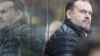 Bei Langnau läuft nicht mehr viel - und Heinz Ehlers sieht seine defensive Ordnung immer mehr schwinden