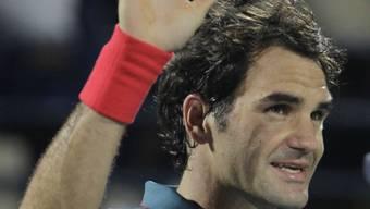 Auf Federer wartet im Halbfinal mit Djokovic ein alter Bekannter