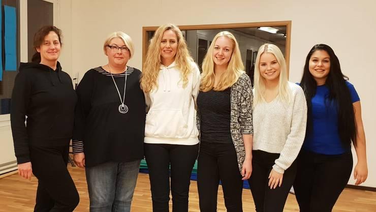 Der neue Vorstand dankt der abtretenden Andrea Wyniger für ihren grossen Einsatz für den Verein accademia balladyum
