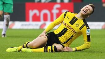 Marco Reus musste schon oft leiden