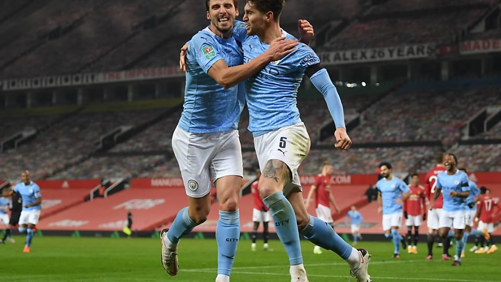 Manchester City folgt Tottenham in den Ligacup-Final