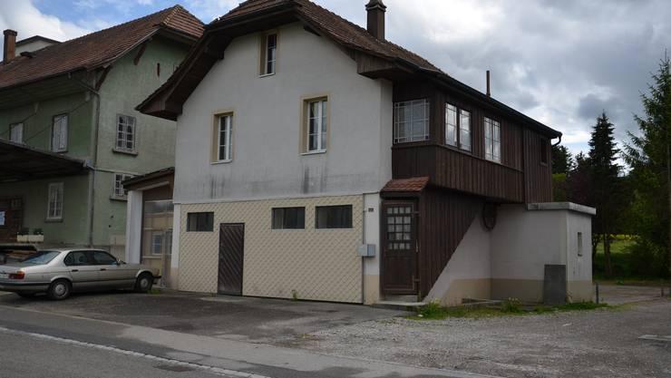 Die Abbruchliegenschaft in Murgenthal, in der nun 14 Asylbewerber untergebracht werden sollen.