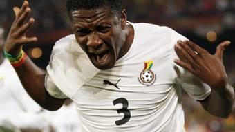Ghana schafft gegen Australien nur ein Unentschieden.