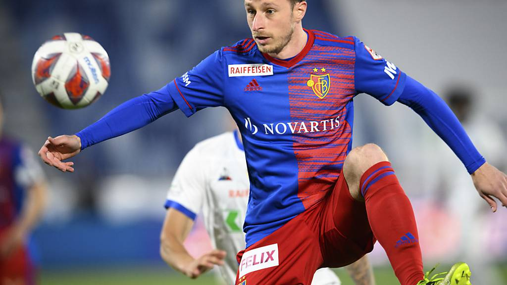 Nächstes Jahr nach sieben Jahren nicht mehr im FCB-Dress: der ehemalige Internationale Luca Zuffi