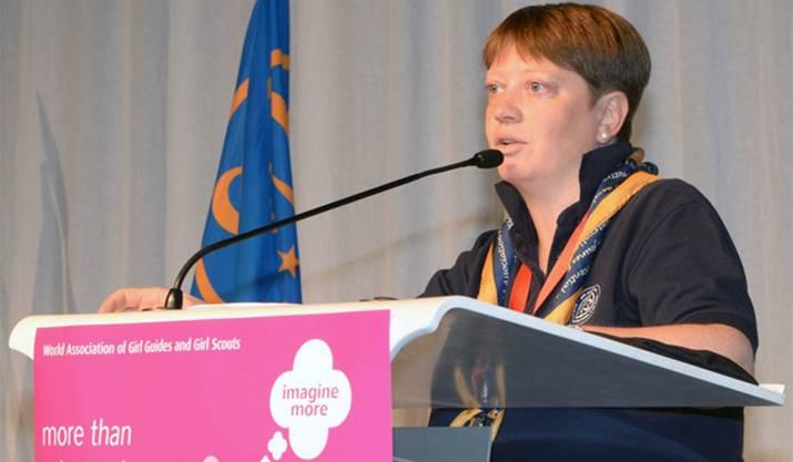 Die Enntebadenerin – Pfadiname Kim – vertrat drei Jahre als Präsidentin des Europakomitees der «World Association of Girl Guides and Girl Scouts» die Interessen von 1,2 Millionen Pfadfinderinnen in 39 Ländern. Dafür arbeitete sie ehrenamtlich bis zu 70 Stunden pro Monat. Im Juni endete ihre Amtszeit.