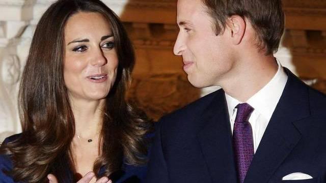 Kate Middleton und Prinz William (Archiv)