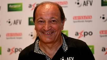 Luigi Ponte wurde vor knapp einer Woche zum Präsidenten gewählt: «Es ist eine Ehre und ich bin auch ein wenig stolz.»