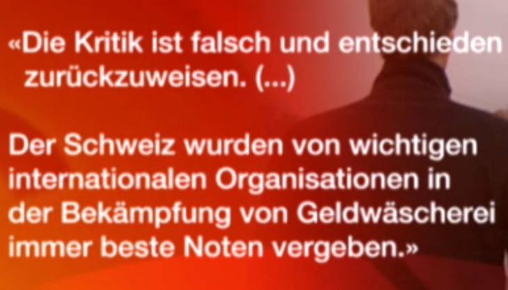 Reaktion der Schweizer Bankiervereinigung
