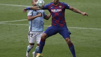 Luis Suarez gelangen zwei Tore, aber zum Sieg reichte es nicht