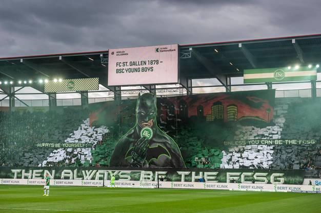 Ich vermisse die Stimmung im Stadion.