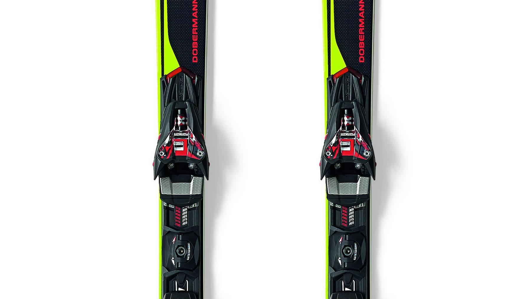 Schneetag: Gewinne einen Ski im Wert von 1'000 Franken