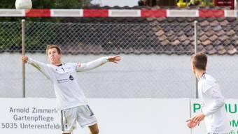 Gegen Walzenhausen konnten die Männer des STV Oberentfelden einen wichtigen 3:0-Sieg feiern.
