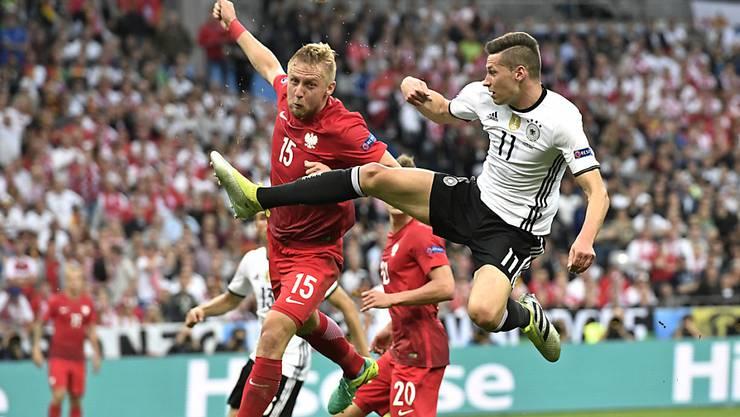 Der deutsche Internationale Julian Draxler verlässt wie erwartet den VfL Wolfsburg