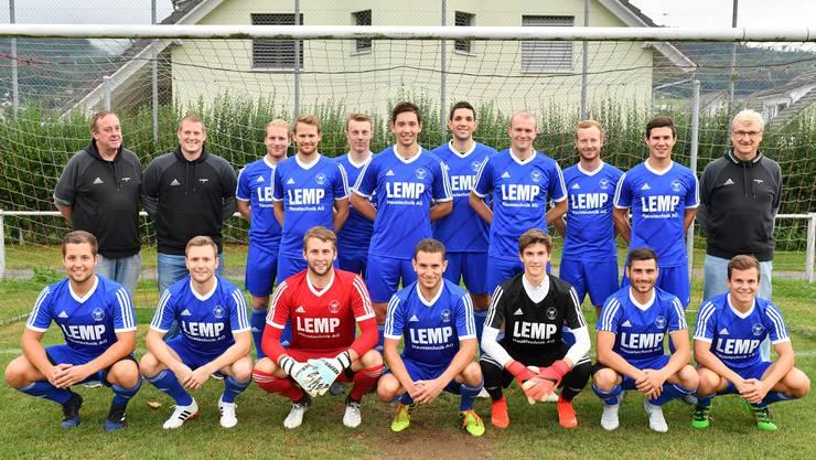 Teamfoto des FC Fulenbach