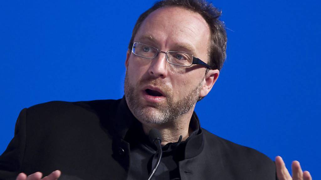 Wikipedia-Gründer hat mit neuem Online-Netzwerk Erfolg
